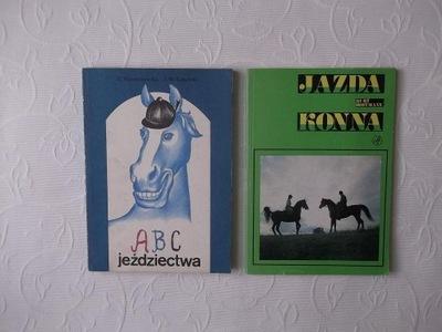 ABC JEŹDZIECTWA+JAZDA KONNA /JEŹDZIECTWO HIPOLOGIA