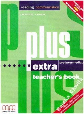 Plus Extra Pre-Intermediate Teacher's Book NOWA