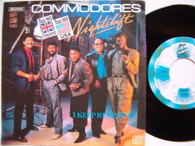 COMMODORES - NIGHTSHIFT - I KEEP RUNNING