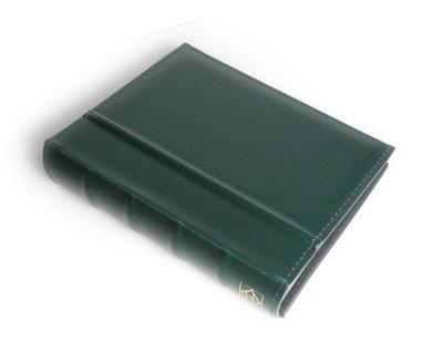 Кластер на 200 открытки przezroczyte стр. зеленый