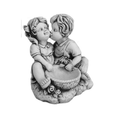 Figura betonowa Chłopiec i Dziewczynka 210