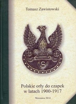 ОРЛОВ ??? ШАПОК 1900-17 Т. ZAWISTOWSKI (82)