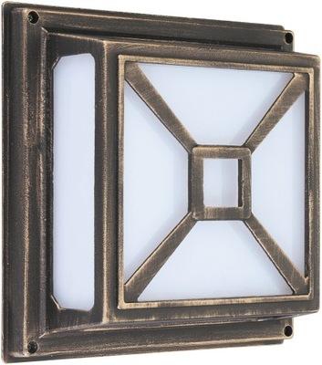 Vonkajšie svietidlá - LAMPA OGRODOWA KINKIET DARIUS 8190 RABALUX