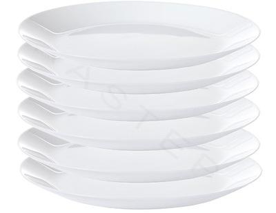 Тарелка плоский Икеа Oftast комплект 6 человек