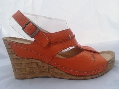 Pollonus 5701 sandały w Sandały damskie Allegro.pl