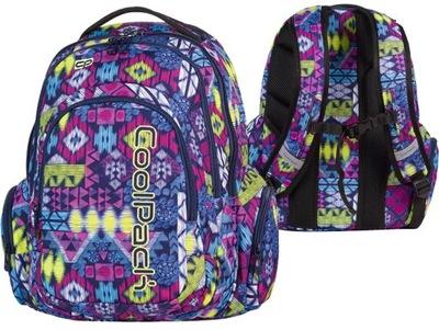 Školské tašky - BATOH COOLPACK CP ŠKOLSKEJ MLÁDEŽE VO VÄZENÍ