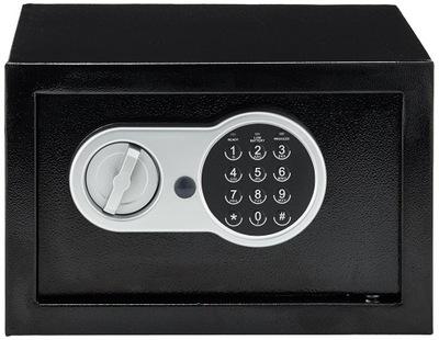 Сейф электронный Домашний Шифр, Код, Ключ Стальной