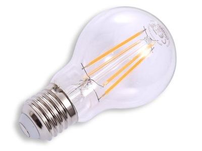 Лампа LED Filament Osram E27 7W, Цвет тепла
