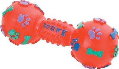 Игрушка для собаки - ГРУЗИЛО. Кажется, звук. 15 см