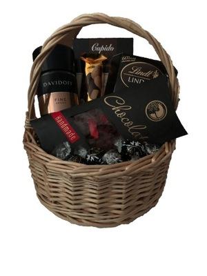 Корзина Подарок Корзина с подарками Корзина сладости