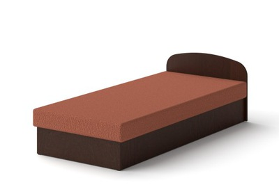 Кровать отеля 80x200 Венге