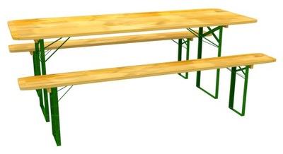 комплект приятный стол+скамья стол 80 см и 2 скамейки