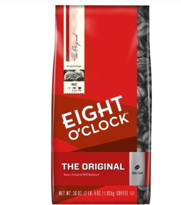 кофе в зернах Eight OClock Original 1 ,02кг с США