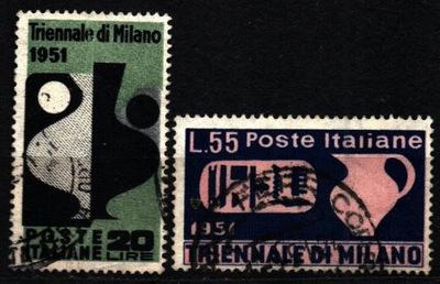Италия . Мне 839-40 - 9 . Триеннале в Милане