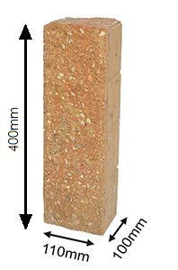 Plôtik, palisáda, obrubník - PALISADA BOATED 40 cm PROPRAVA BETÓNOVÝCH KRYTÍ