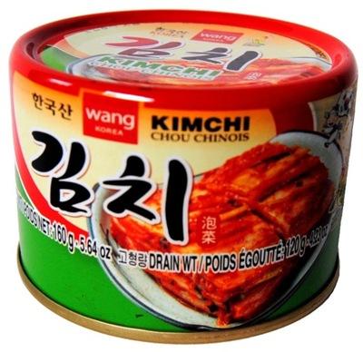 Капуста Корейской Кимчи Wang Оригинальная Hot 160g