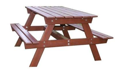 tabuľka pre deti drevené lavičky na piknik