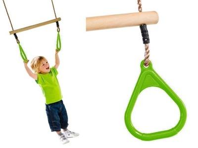 Swing Hrazda Gimnastyczny pre Deti JF vápna