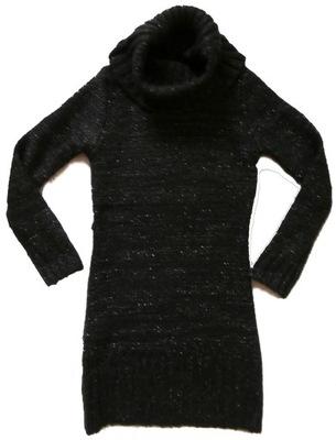114c20781e f f SWETER sweterek tunika pingwin WŁOCHATY116 - 7556680814 ...