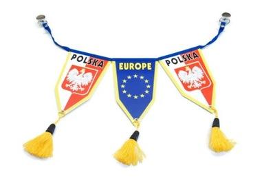 PROPORCZYK КОМПЛЕКТ 3 PROPORCZYKOW POLSKA EUROPE TIR