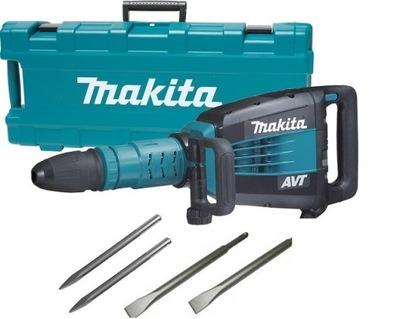 Молоток ??? кования SDS Max Makita HM1214C + ЗУБИЛО
