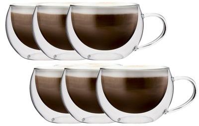 Pohár Tepelnej Káva Latte Cappuccino Káva