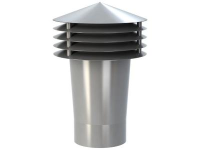 Wywietrzak g-DN 110 mm Výška: 306мм