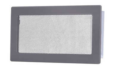 Rošt grafit krb 17x30,vetranie-KVALITA