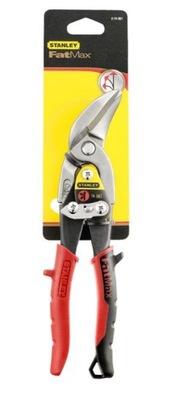 Elektrické nožnice na plech - SHEARS STANLEY MAXSTEEL LEFT 2-14-567