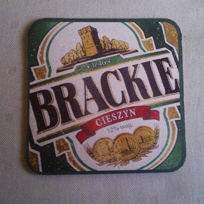 Podstawka z piwa - BRACKIE