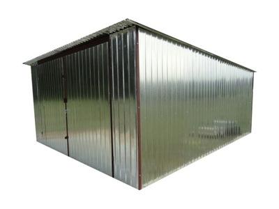 жесть гараж железный ГАРАЖИ жестяные 4х5 4х6 4x7