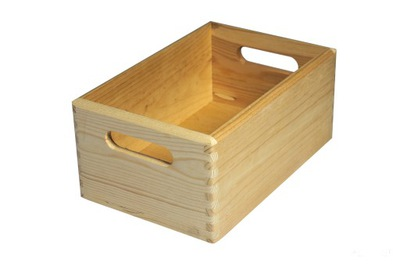 деревянная коробка на средства 30x20x15