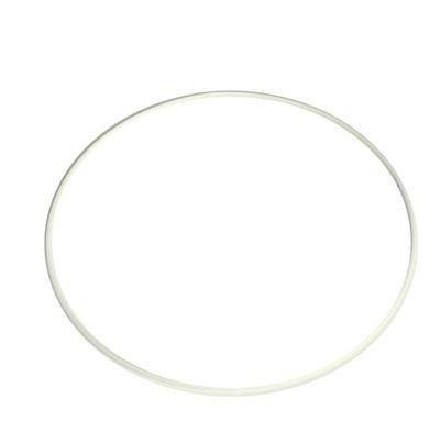 Обруч, Круг Белый для ловец снов, кольцо 15cm