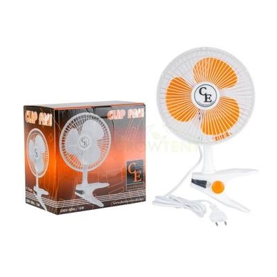 Ventilátor s klip ventilátor v stanu growbox