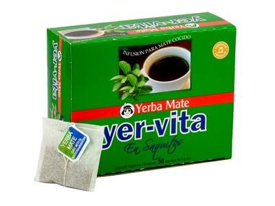 YERBA MATE YER-VITA 50 СУМОК !!!