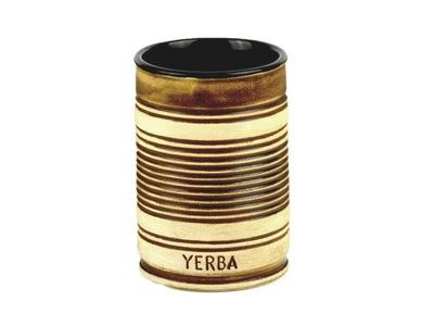 керамические банка 300 мл - для yerba mate