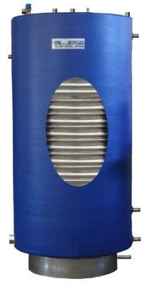 Chełchowski 400 litrový vertikálne nehrdzavejúcej ocele kliešte vyrobený z Teflónu