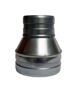 Zníženie 160/80 hadice potrubia spiro extractor ventilátor