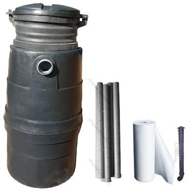 Domáce čistenie odpadových vôd, Septikov nádrž ekologické 600l