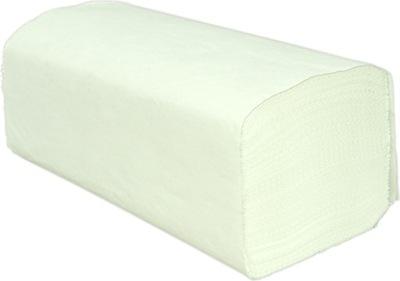Osuška, uterák - Ręczniki papierowe typu ZZ 4000 szt białe CELULOZA