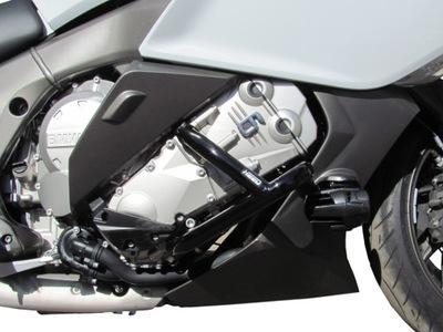 ЗАЩИТА / ДУГИ HEED BMW K 1600 GT/GTL (11-16) BASIC, ЧЕРНЫЕ