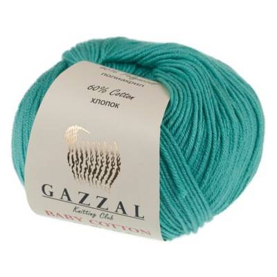 пряжа Gazzal Baby Cotton 3426