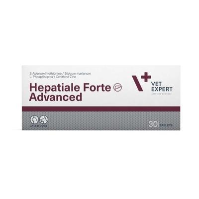 Vetexpert Hepatiale Forte Advanced 30 tabletek