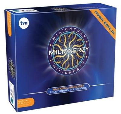 Televízna hra - GAME TOWARZYSKA MILLIONES 2950 TM HRAČKY w24h