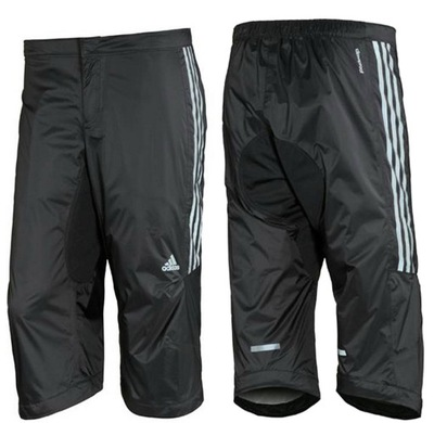 100% wysokiej jakości Nowa lista Trampki 2018 Adidas Spray Rain Wind spodenki rowerowe męskie L ...