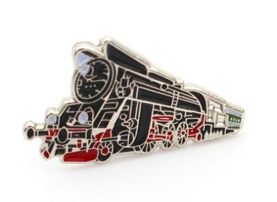 исторический поезд ГЕФЕСТ застежка, pin-код, знак