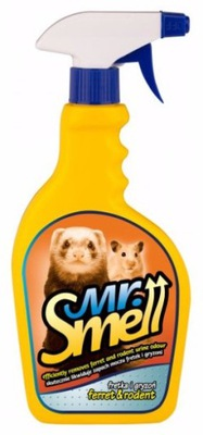 MR SMELL ХОРЕК И ГРЫЗУН удаляет запах моче 500 мл