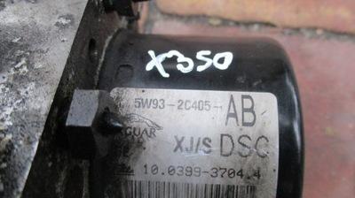 Насос ABS JAGUAR XJ X350 5W93-2C405-AB