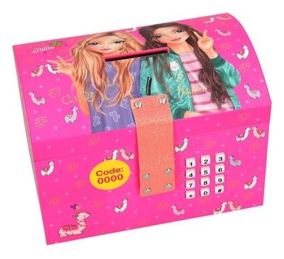 Pokladničky - TOP-MODEL 10291 box na ZVUK kód Alpaky
