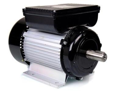MOTOR 230 V, 2,2 kW 2850r elektrické 1 fáza, fáza